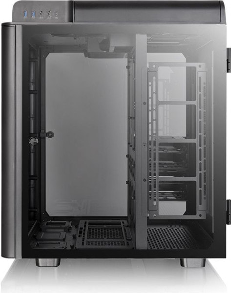 Фото #4 товара Thermaltake Level 20 HT Full Tower Черный CA-1P6-00F1WN-00